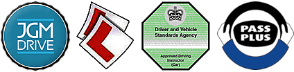 driving school badges