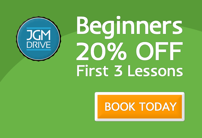 driving instructor lessons deal for beginner learner drivers